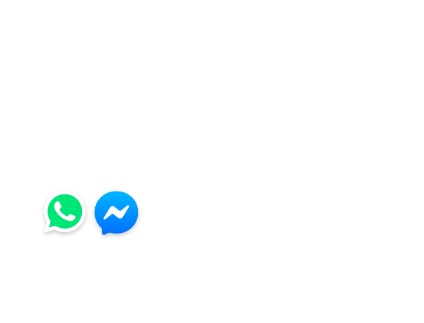 6 GB + WhatsApp, Facebook, Instagram e Messenger