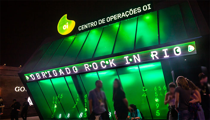 Case Rock in Rio
